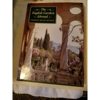 """""""The English Garden Abroad"""" Book 1st Edition by Charles Quest Ritson Preview"""
