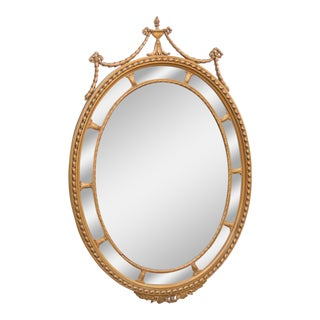 French Regency Style Hall Mirror