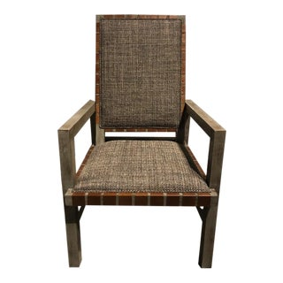 Century Furniture Sierra Arm Chair For Sale