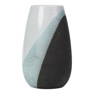Glazed Ceramic Vase by Ettore Sottsass for Bitossi For Sale