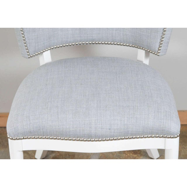 Not Yet Made - Made To Order Paul Marra Klismos Style Chair For Sale - Image 5 of 7