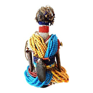 African Fali Fertility Doll From Cameroon For Sale