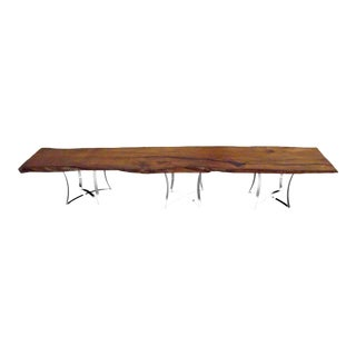 Yachstar Live Edge Conference Table For Sale