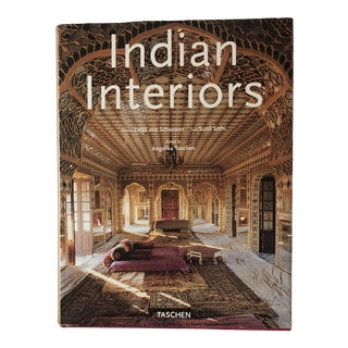 Indian Interiors Book For Sale