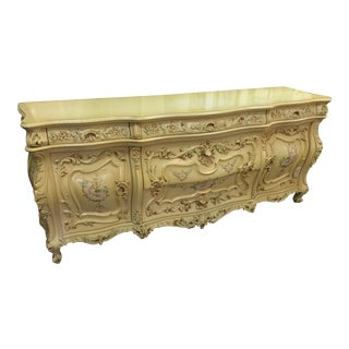 French Provincial Wood Dresser