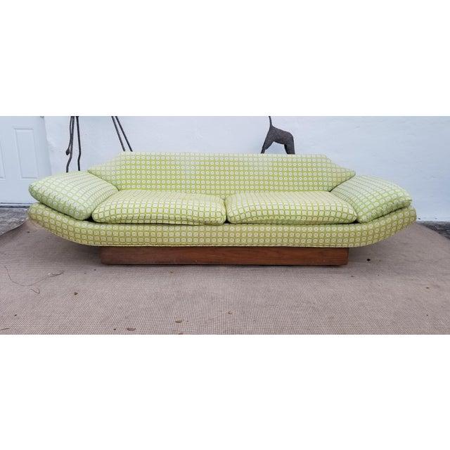 Fantastic Adrian Pearsall Mcm Gondola Sofa Chairish Creativecarmelina Interior Chair Design Creativecarmelinacom