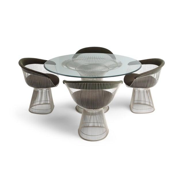 Warren Platner Dining Room Set for Knoll For Sale - Image 9 of 9