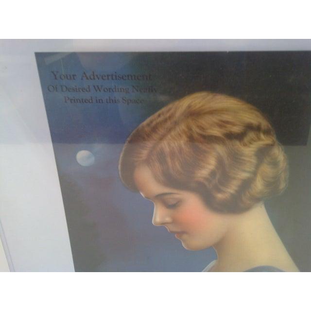 Vintage Advertising Calendar 1935 For Sale - Image 4 of 7