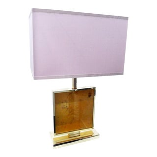 Table Lamp Attributed to Roméo Rega For Sale