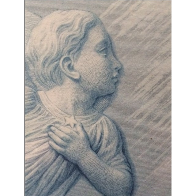 """Antique Collector's """"The Last Voyage"""" Engraving - Image 4 of 9"""