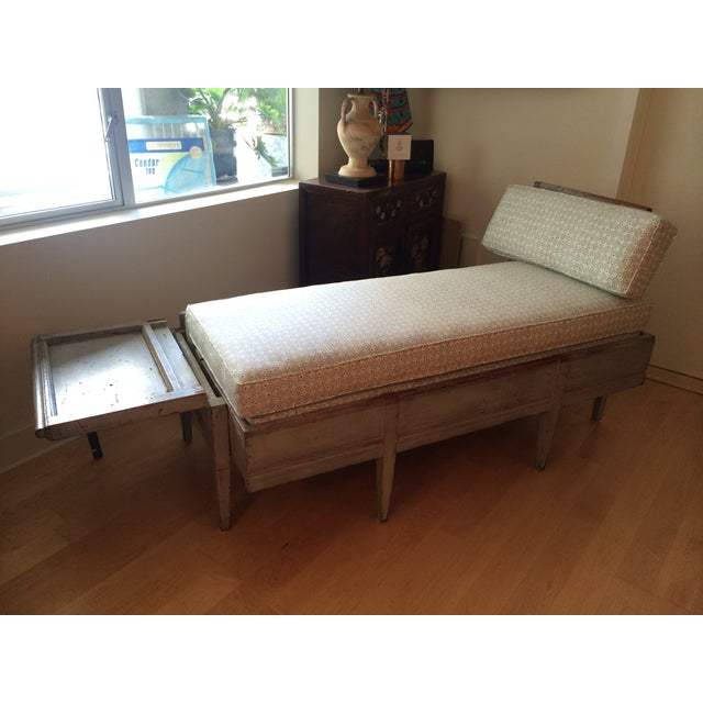 Antique Gustavian Daybed - Image 8 of 11