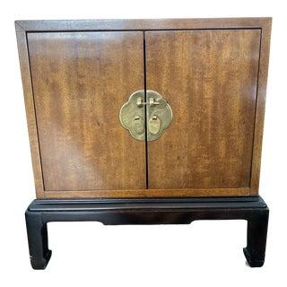 Michael Taylor for Henredon Side Table For Sale