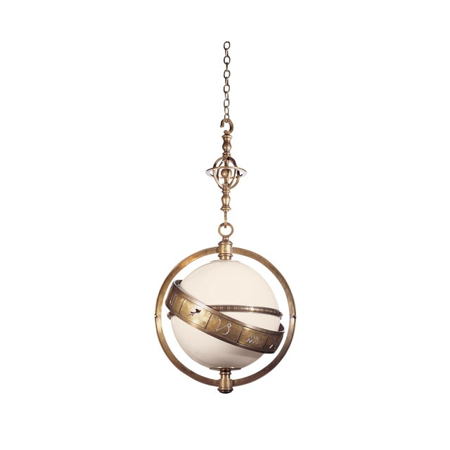 E.F. Chapman Zodiac Pendant Light - Image 1 of 5