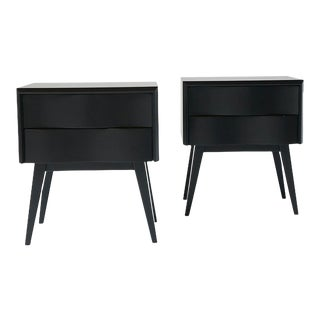Pair of Edmond Spence, Side Tables For Sale