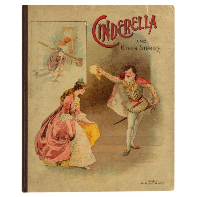 Cinderella and Other Fairy Tales Book - Image 1 of 4