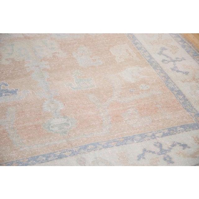 "Distressed Oushak Carpet - 5'9"" X 7'9"" - Image 2 of 7"