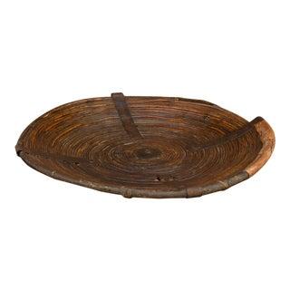 Vintage Nagaur Vegetable Basket For Sale