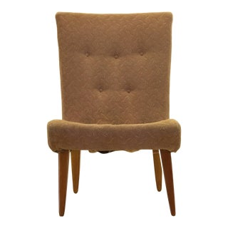 Philip Arctander Danish Lounge Scoop Chair For Sale