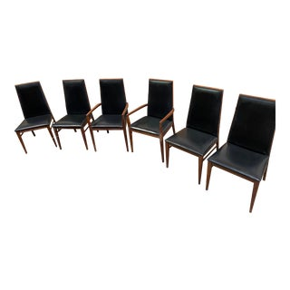 1960s Mid Century Dillingham Chairs-Set of 6 For Sale