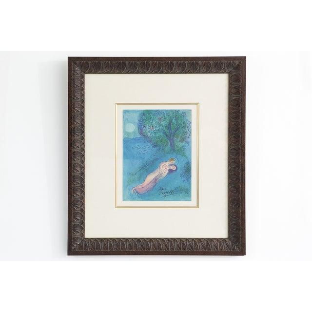 "Marc Chagall, ""Daphne & Chloe"" - Image 2 of 3"