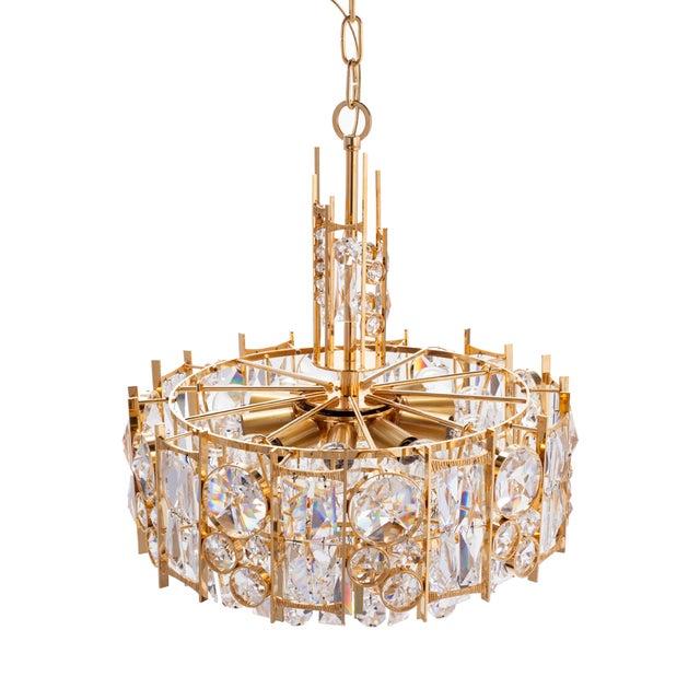 Palwa 1960s hollywood regency chandelier chairish palwa 1960s hollywood regency chandelier image 3 of 10 mozeypictures Choice Image