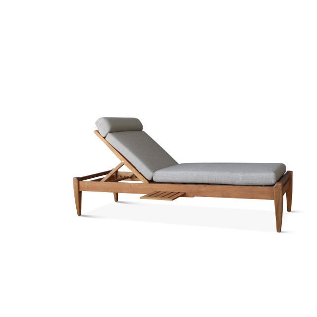 Outdoor Formosa Chaise For Sale In Los Angeles - Image 6 of 6