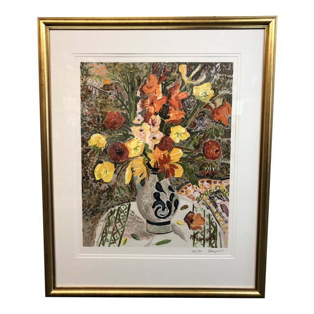 Limited Edition Print by Min Juet For Sale
