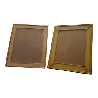 Vintage Picture Frames - a Pair