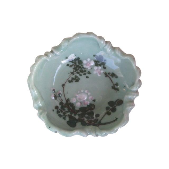 Hand Formed Celadon Bowl - Image 1 of 7