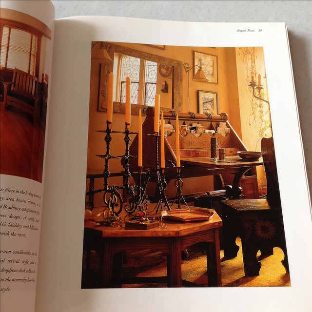 In the Arts and Crafts Style by Barbara Mayer For Sale - Image 5 of 11