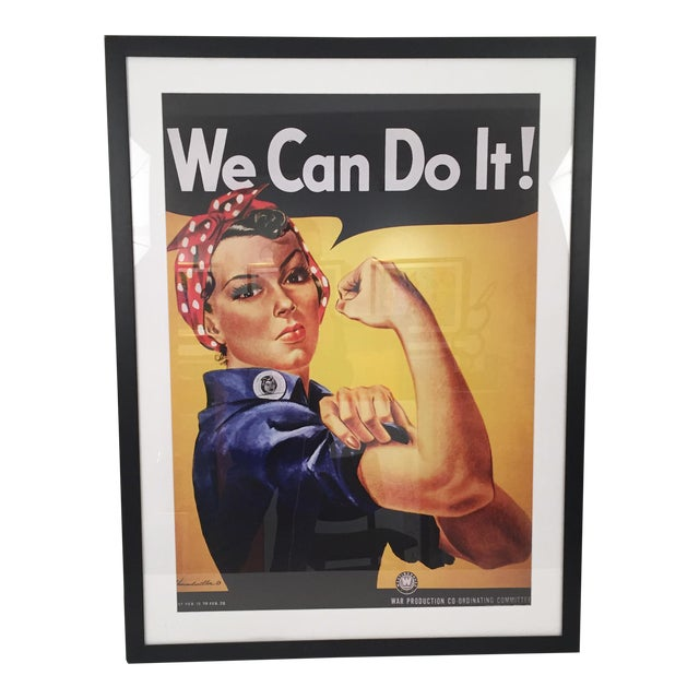 Rosie the Riveter Print - Image 1 of 6