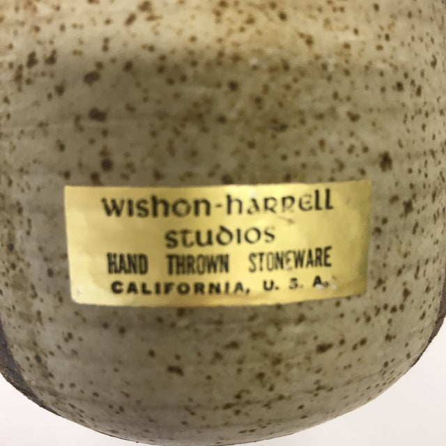 Wishon-Harrell Weed Pot For Sale In San Francisco - Image 6 of 6
