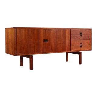 1960s Mid Century Modern Lennart Bender of Sweden Teak Sideboard For Sale
