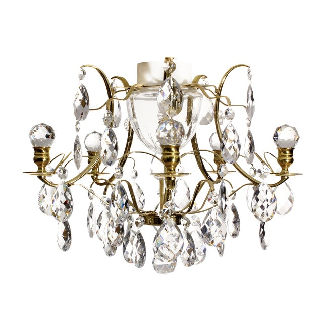 Bathroom chandelier baroque brass almond crystal chandelier bathroom chandelier baroque brass almond crystal chandelier for sale aloadofball Image collections