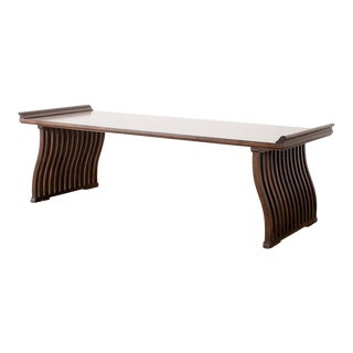 Oconto Modern Wooden Coffee Table
