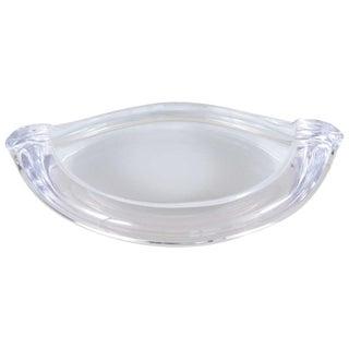 Pristine Lucite Bowl For Sale