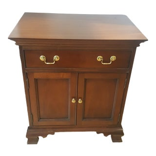Hickory Chair Furniture Company James River Nightstand For Sale