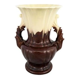 S and G Keramik Monumental Classic Style German Ceramic Floor Vase For Sale