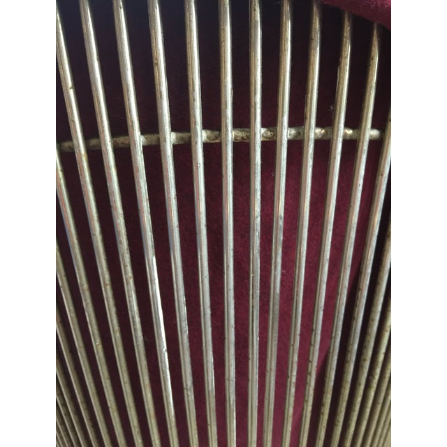 Latex Knoll Warren Platner Chair For Sale - Image 7 of 10