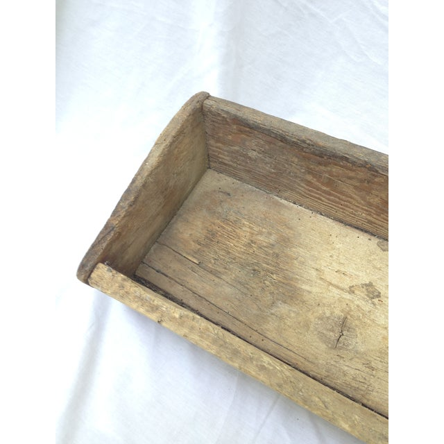 Rustic French Wood Trough - Image 4 of 6