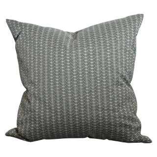 Viscose Silk Modern Tweed Pillow For Sale