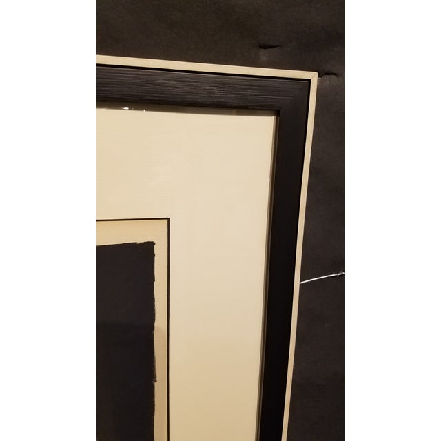 "Original Gloria Vanderbilt Signed Lithograph Titled "" Egyptian Head"" For Sale In Philadelphia - Image 6 of 9"