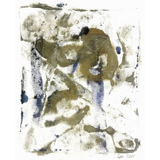 Spe, Contrast in Space Abstract For Sale
