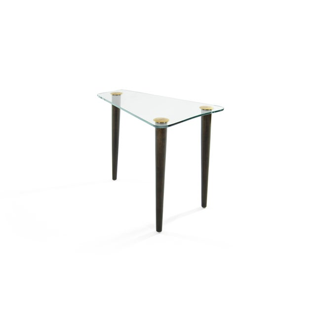 Mid-Century Modern 1950s Wedge Occasional Table by Gilbert Rohde for Herman Miller For Sale - Image 3 of 10