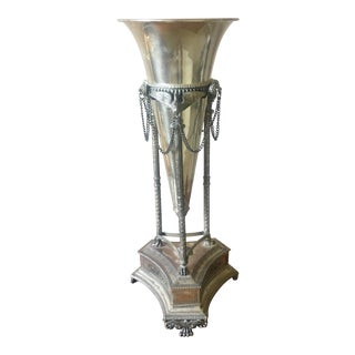 Neoclassical Style Vase For Sale