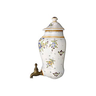 Vintage French Faience Wall Cistern Preview