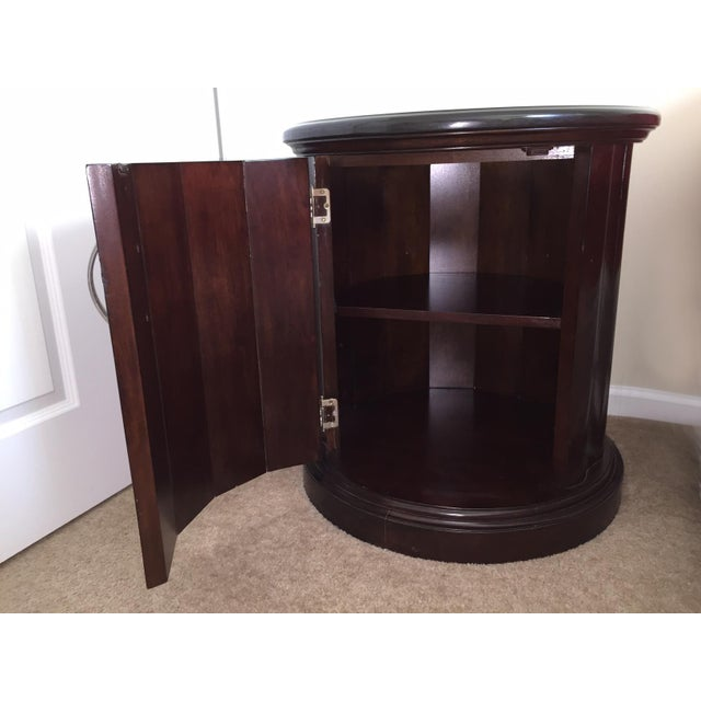 Baker Furniture End Table Library - Image 8 of 10