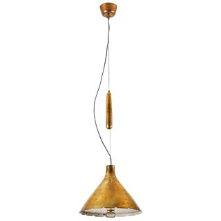 Paavo Tynell Counterweight Pulley Pendant