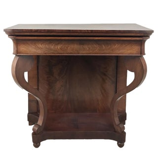 19th Century French Louis Philippe Console For Sale