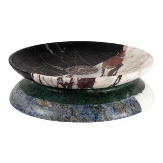 Modern Italian Centerpiece Marble Designed by Arthur Arbesser For Sale